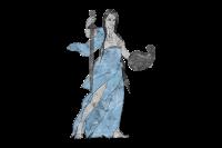 Segeta Gaulish Goddess